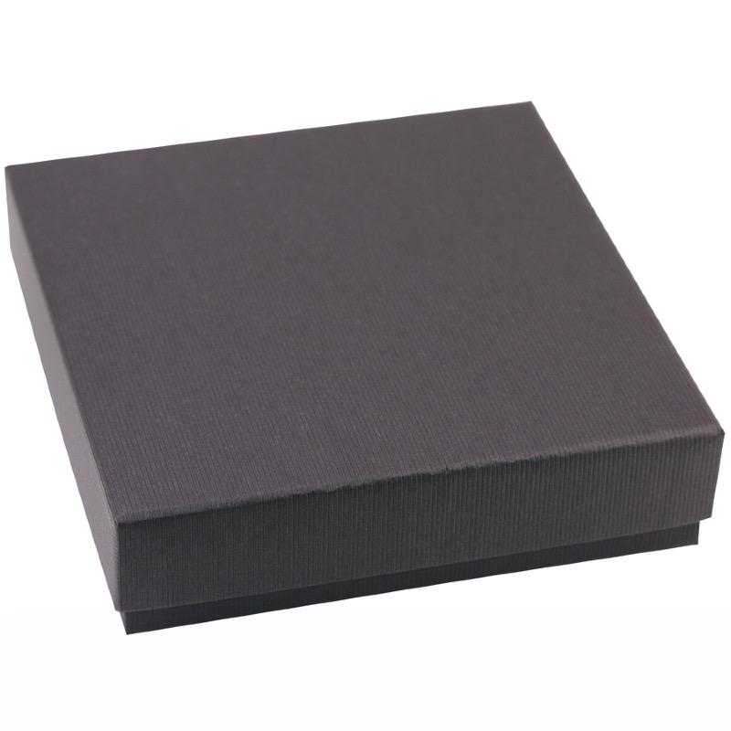 bo te cadeau vide15 15 4 cm noir. Black Bedroom Furniture Sets. Home Design Ideas