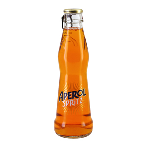 Piccolo APEROL SPRITZ ready to drink 17,5 cl 9°