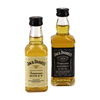 Duo mignonnettes Whiskey Jack Daniel's & jack daniel's honey