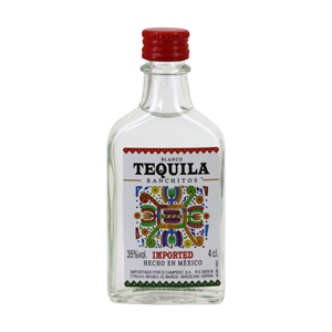 Mignonnette Tequila Ranchitos 4 cl 35°