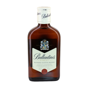 Flasque blended scotch whisky BALLANTINE'S 20 cl 40°