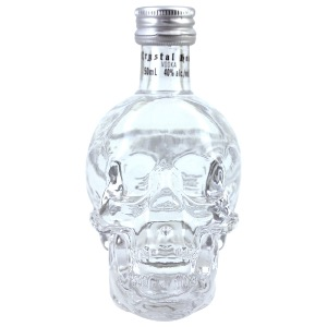 Mignonnette CRYSTAL HEAD Vodka Utra Premium  5 cl 40°