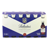 Box 12 mignonnettes de Whisky finest blended BALLANTINE'S 5 cl 40°