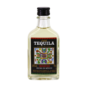 Mignonnette Tequila Ranchitos Gold 4 cl 35°