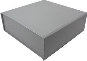 bo te cadeau vide15 15 15 cm blanche. Black Bedroom Furniture Sets. Home Design Ideas